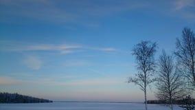 Φινλανδικό Lapland Στοκ εικόνες με δικαίωμα ελεύθερης χρήσης