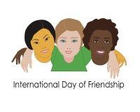 Φιλία των λαών Ελεύθερη απεικόνιση δικαιώματος