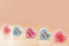 Φιλί εσείς Στοκ Εικόνες