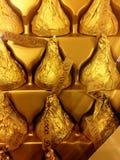 Φιλί Hershey Στοκ φωτογραφίες με δικαίωμα ελεύθερης χρήσης