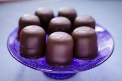 Φιλιά σοκολάτας Στοκ Εικόνες