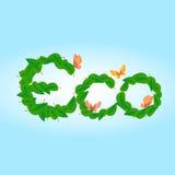 Φιλική έννοια Eco Στοκ Φωτογραφίες