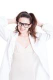 Φιλικός νέος γιατρός ή γιατρός Στοκ Εικόνες