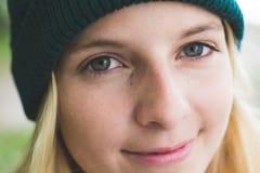 φιλικό χαμόγελο Στοκ Εικόνες