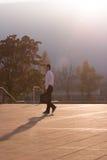 φιλόδοξες νεολαίες επ&io Στοκ Εικόνα