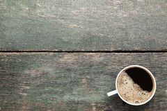 Φλιτζάνι του καφέ στοκ εικόνα με δικαίωμα ελεύθερης χρήσης