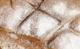 φλοιώδης φρέσκος ψωμιού στοκ φωτογραφίες