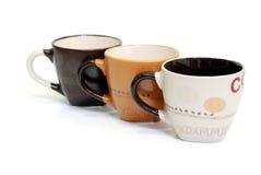 φλυτζάνια καφέ Στοκ Εικόνες
