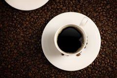 φλυτζάνια καφέ στοκ εικόνα