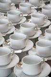 φλυτζάνια καφέ Στοκ εικόνα με δικαίωμα ελεύθερης χρήσης