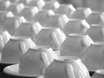φλυτζάνια καφέ Στοκ εικόνες με δικαίωμα ελεύθερης χρήσης