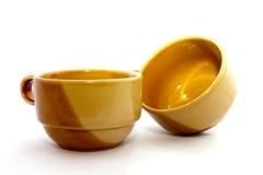 Φλυτζάνι για το τσάι ή τον καφέ Στοκ φωτογραφία με δικαίωμα ελεύθερης χρήσης