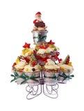φλυτζάνι κέικ Στοκ Φωτογραφίες