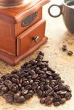 Φλυτζάνι καφέ με το φλυτζάνι Στοκ Φωτογραφία