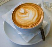 Φλυτζάνι καφέ με το expreso στοκ φωτογραφία με δικαίωμα ελεύθερης χρήσης
