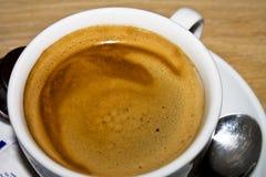 φλυτζάνι καφέ φρέσκο Στοκ Φωτογραφία