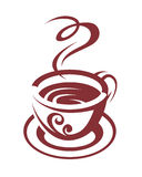 φλυτζάνι καφέ Στοκ Εικόνα