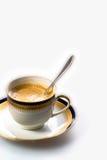 φλυτζάνι καφέ Στοκ φωτογραφία με δικαίωμα ελεύθερης χρήσης