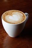 φλυτζάνι καφέ cappuccino στοκ εικόνες με δικαίωμα ελεύθερης χρήσης