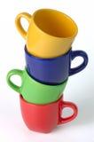 φλυτζάνι χρώματος Στοκ φωτογραφία με δικαίωμα ελεύθερης χρήσης