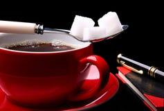 φλυτζάνι caffee Στοκ φωτογραφίες με δικαίωμα ελεύθερης χρήσης