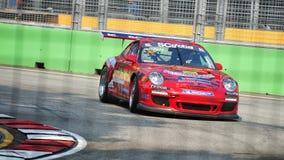 φλυτζάνι Jacky Porsche carrera της Ασίας πο Στοκ εικόνα με δικαίωμα ελεύθερης χρήσης