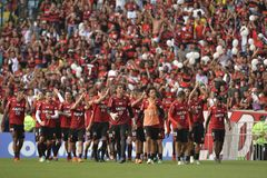 Φλυτζάνι 2018 Libertadores Στοκ φωτογραφίες με δικαίωμα ελεύθερης χρήσης