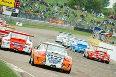φλυτζάνι Porsche carrera στοκ εικόνες