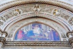 Φλωρεντία, ο καθεδρικός ναός Στοκ φωτογραφία με δικαίωμα ελεύθερης χρήσης