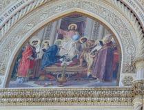 Φλωρεντία Τοσκάνη καθεδρικός ναός Cattedrale Σάντα Μαρία del Fiore, καθεδρικός ναός της Ιταλίας, Φλωρεντία Duomo Αγίου Mary των λ στοκ εικόνα