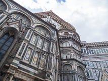 Φλωρεντία Duomo Di Σάντα Μαρία del Fiore Basilica βασιλικών Αγίου Mary του λουλουδιού στη Φλωρεντία, Ιταλία Στοκ Φωτογραφία