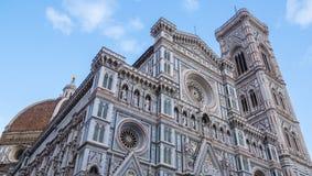 Φλωρεντία Duomo Di Σάντα Μαρία del Fiore Basilica βασιλικών Αγίου Mary του λουλουδιού στη Φλωρεντία, Ιταλία Στοκ Εικόνα
