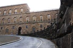 Φλωρεντία Palazzo Pitti Στοκ φωτογραφία με δικαίωμα ελεύθερης χρήσης