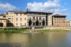 Φλωρεντία - Uffizi Στοκ Εικόνα
