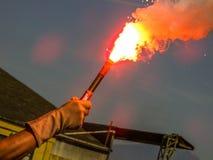 Φλόγα επιβίωσης στοκ φωτογραφία με δικαίωμα ελεύθερης χρήσης