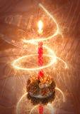 φλόγα ζωηρή Στοκ εικόνες με δικαίωμα ελεύθερης χρήσης