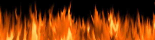 φλόγα πυρκαγιάς Ελεύθερη απεικόνιση δικαιώματος