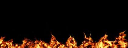 φλόγα ρεαλιστική ελεύθερη απεικόνιση δικαιώματος