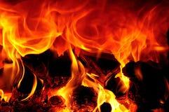 φλόγα Στοκ φωτογραφίες με δικαίωμα ελεύθερης χρήσης
