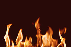 φλόγα Στοκ Φωτογραφίες