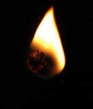 φλόγα στοκ φωτογραφία με δικαίωμα ελεύθερης χρήσης
