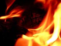 φλόγα στοκ εικόνα με δικαίωμα ελεύθερης χρήσης