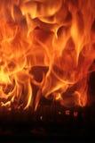 φλόγες στοκ εικόνες με δικαίωμα ελεύθερης χρήσης