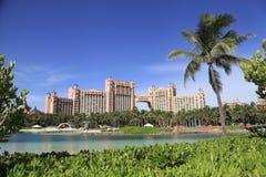 φοίνικας νησιών ξενοδοχείων του Ντουμπάι atlantis jumeirah Στοκ Φωτογραφίες