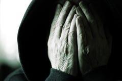 φοβία Στοκ φωτογραφία με δικαίωμα ελεύθερης χρήσης