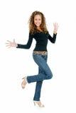 φοβερίστε το κορίτσι Στοκ φωτογραφία με δικαίωμα ελεύθερης χρήσης