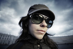 φοβιτσιάρης έφηβος Στοκ φωτογραφίες με δικαίωμα ελεύθερης χρήσης