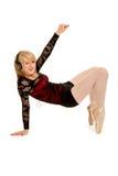 φοβιτσιάρη ακουστικά ballerina Στοκ φωτογραφίες με δικαίωμα ελεύθερης χρήσης