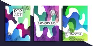 Φοβιτσιάρη προϊόντα τυπωμένων υλών προτύπων σχεδίου fot διανυσματική απεικόνιση