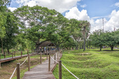 Φονικοί τομείς, Πνομ Πενχ, Καμπότζη Στοκ Εικόνα